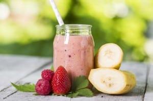 smoothie-fraise-banane