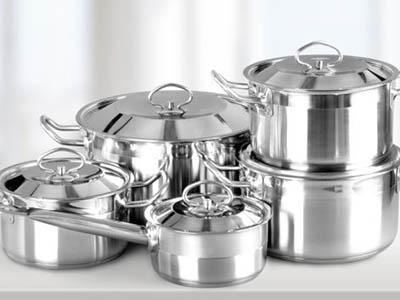 Comparatif De Batterie De Cuisine Kit De Poeles Et Casseroles